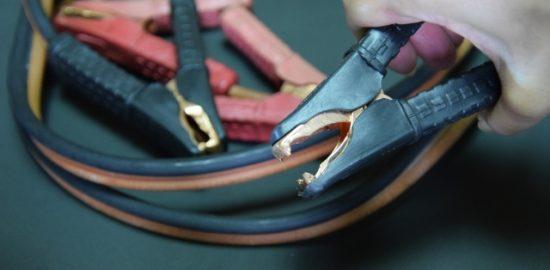 株式会社ジャストライトの浪岡智のバッテリー上がりの対処法画像