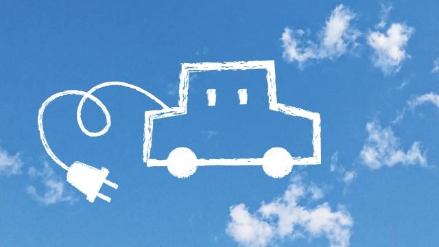 株式会社ジャストライト浪岡智がお送りする燃料電池自動車のイメージ画像